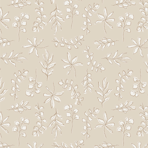 Soften the Volume - Sunbleached Leaves - AGF Studio