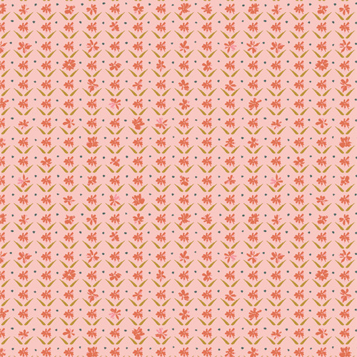 Sweet Darling - Velvet - Amy Sinbaldi - Art Gallery Fabrics