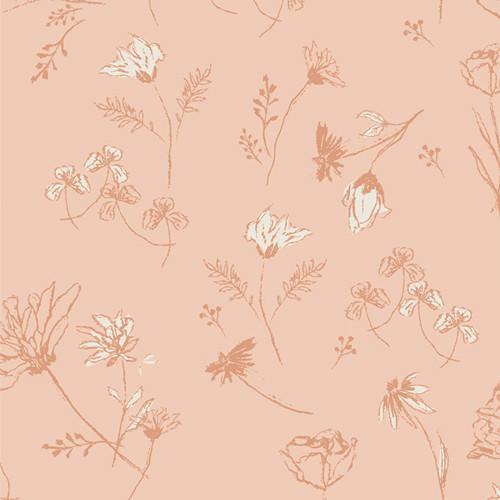 Hillside Gust - Velvet - Amy Sinbaldi - Art Gallery Fabrics