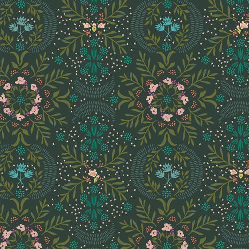 Firefly Slumber - Velvet - Amy Sinbaldi - Art Gallery Fabrics