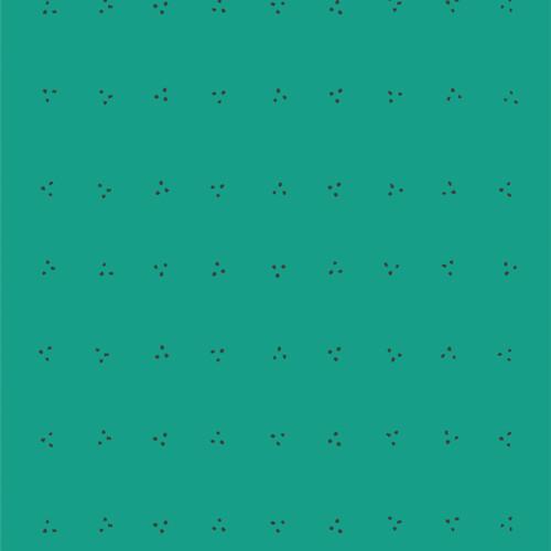 Ink Vert - Velvet - Amy Sinbaldi - Art Gallery Fabrics