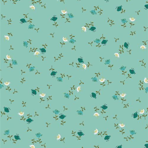 Olivia Celeste - Velvet - Amy Sinbaldi - Art Gallery Fabrics