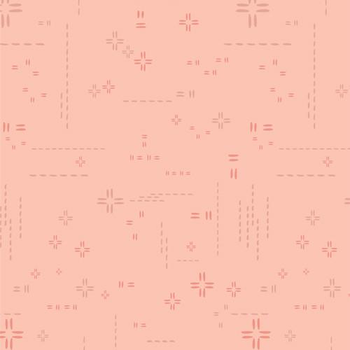 Peach Whisper - Decostitch - AGF Studio