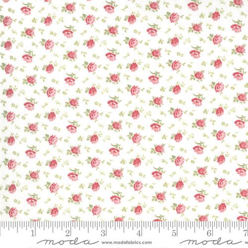 Tiny Floral Crystal - Sanctuary - 3 Sisters - Moda Fabrics