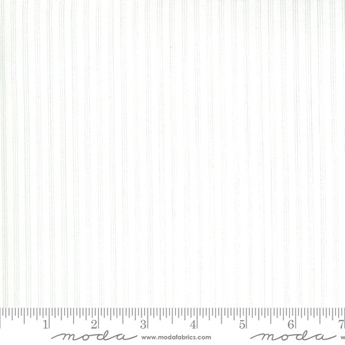 Stripe Crystal Tranquil - Sanctuary - 3 Sisters - Moda Fabrics