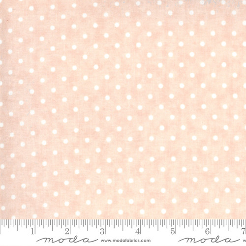 Dot Blush - Sanctuary - 3 Sisters - Moda Fabrics