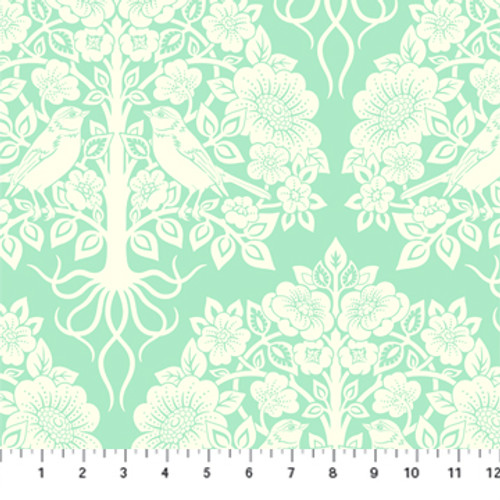 Aflutter Sky - True Kisses - Heather Bailey - Figo Fabrics