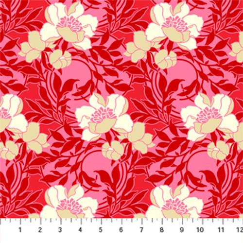 Smitten Rouge - True Kisses - Heather Bailey - Figo Fabrics