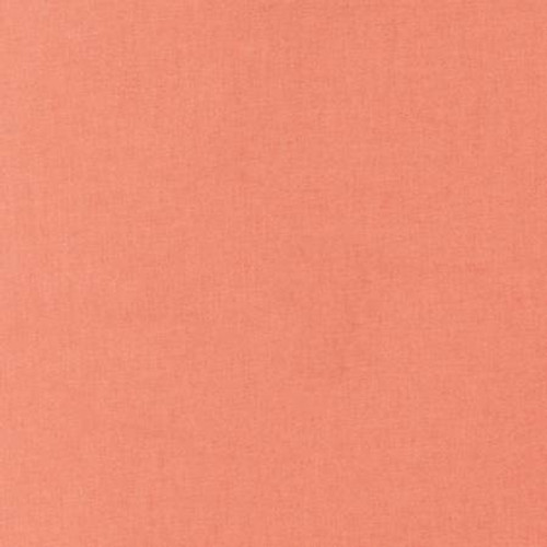 Robert Kaufman Fabrics - Kona Solid in Salmon