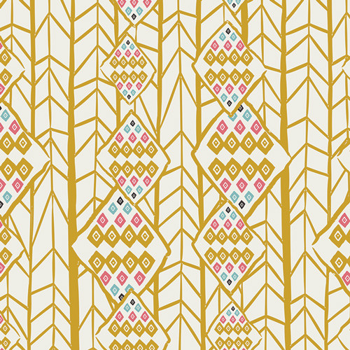 Art Gallery Fabrics - Dreams of Kandace - Etno Collection - By Pat Bravo