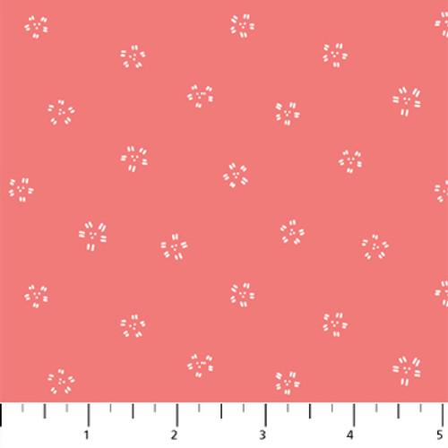 Sakura Coral - Kingyo - Lemonni - Figo Fabrics