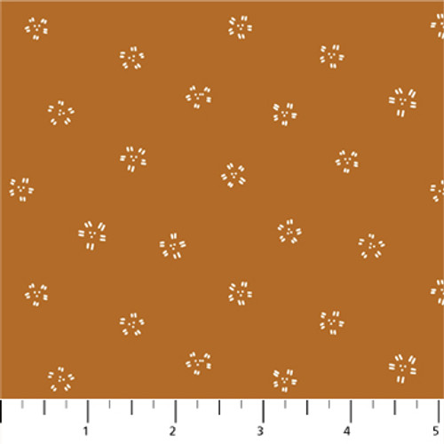 Sakura Gold - Kingyo - Lemonni - Figo Fabrics