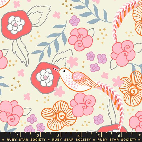Pheasant Shell - Purl - Sarah Watts - Ruby Star Society