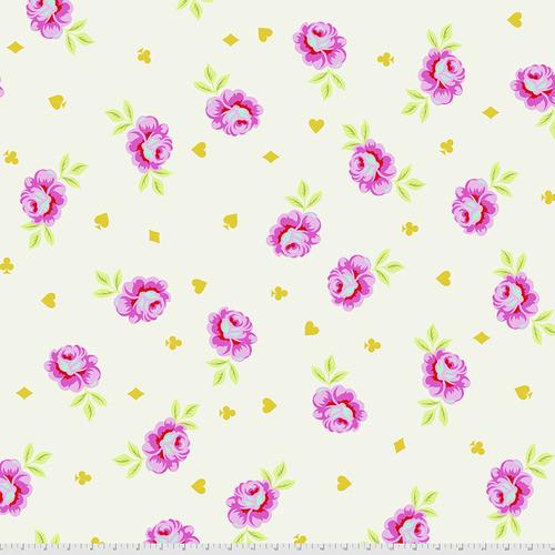 WIDE BACK - Big Buds Wonder - Curiouser & Curiouser - Tula Pink - Free Spirit Fabrics