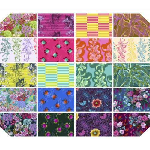 PRE-ORDER - Made My Day FQ PRECUT - 20 pieces - Anna Maria Horner - Expected December 2021