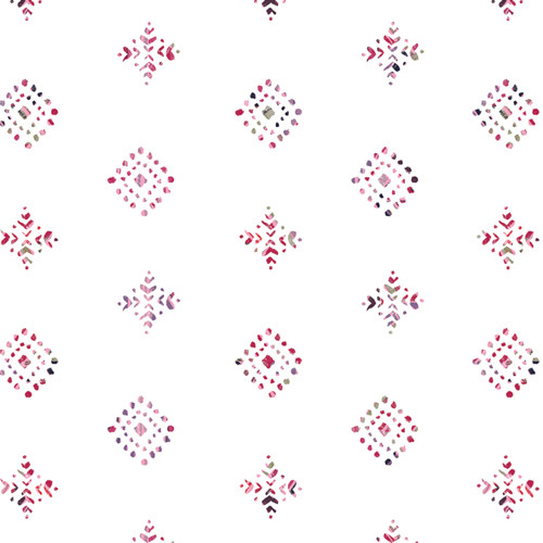 Rhombastic Positive - Aquarelle - Katarina Roccella - Art Gallery Fabrics