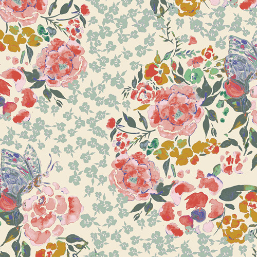 Jardin Delicate - Eve - Bari J - Art Gallery Fabrics