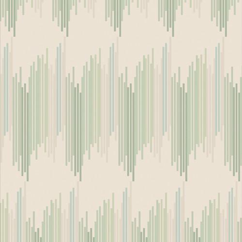 Tres Streaked Vert - Vert Fusion - AGF Studio - Art Gallery Fabrics