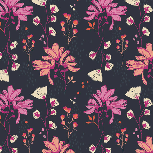 Springbloom - Pollinate - Jessica Swift  - Art Gallery Fabrics