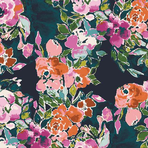 Botanists Essay - Bloomsbury - Bari J  - Art Gallery Fabrics