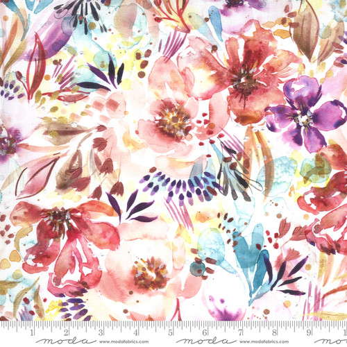 Bloomination Warm Breeze - Sunshine Soul - Create Joy Project - Moda Fabrics