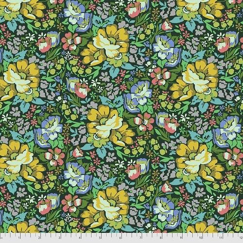 Overachiever Forest - Love Always - Anna Maria Horner - Free Spirit Fabrics