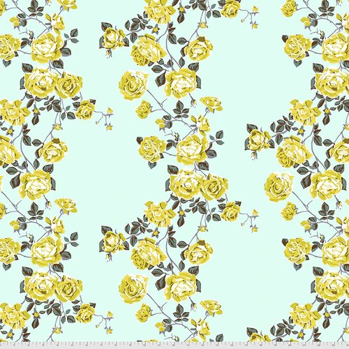 Social Climber Ice - Love Always - Anna Maria Horner - Free Spirit Fabrics