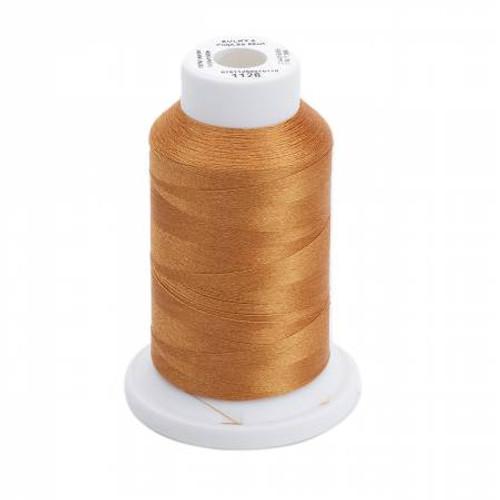 Sulky - Polylite Thread -60wt - 1650yd - Tan - Color 1126