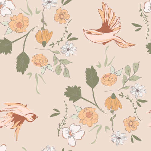 Naturely Vintage - Earthy Goodness - Melanie Traylor - Southern Charm Quilts - Arriving September 2021