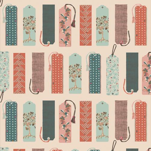 Mark My Words - Bookish - Sharon Holland - Art Gallery Fabrics