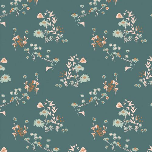 Camomile Bliss Fresh - Bookish - Sharon Holland - Art Gallery Fabrics