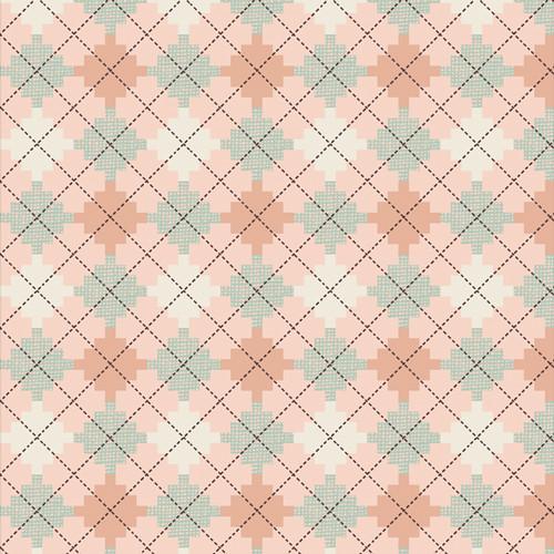 Argyle Jumper - Bookish - Sharon Holland - Art Gallery Fabrics