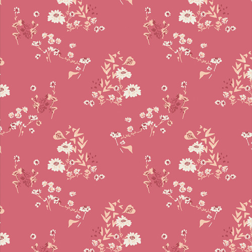 Camomile Bliss Prose - Bookish - Sharon Holland - Art Gallery Fabrics