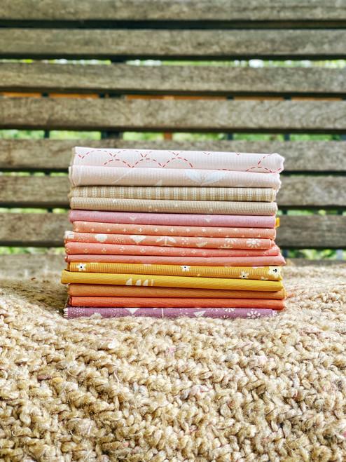 Hopes & Dreams Bundle - 14 fat quarters - For the Attic Window Quilt