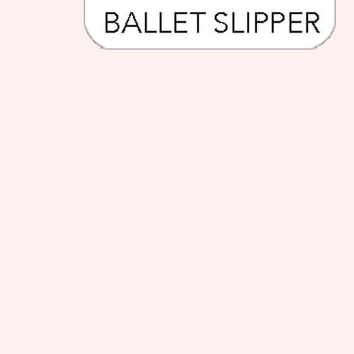 Clothworks Solid in Ballet Slipper - Color 207