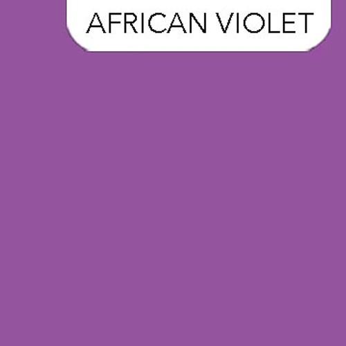 Clothworks Solid in African Violet - Color 840