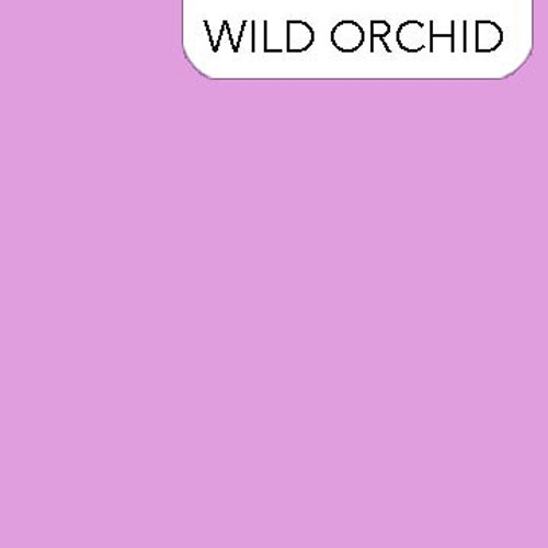 Clothworks Solid in Wild Orchid - Color 842
