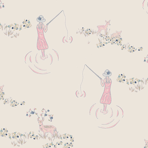 Fawn Day - Ethereal Fusion - AGF Studio - Art Gallery Fabrics