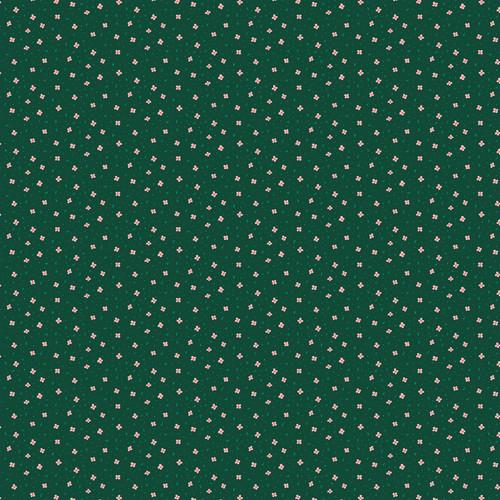 Calico Green - Garden Jubilee - Phoebe Wahl - Figo Fabrics