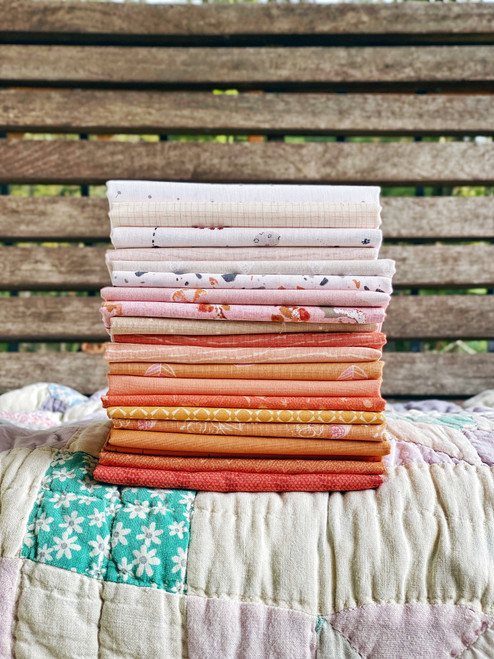 Autumn Darling Bundle - 20 Pieces - Created especially for the Trippy Quilt