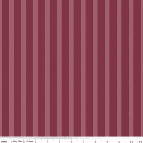Stripes Rose - Sonnet Dusk - Corri Sheff