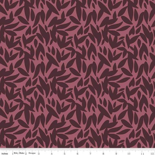 Leaves Rose - Sonnet Dusk - Corri Sheff