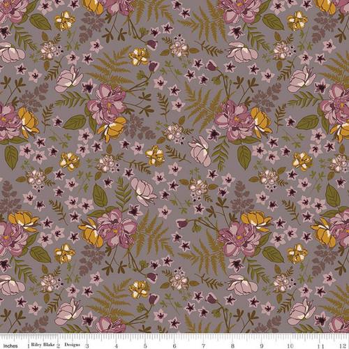 Roses Taupe - Sonnet Dusk - Corri Sheff