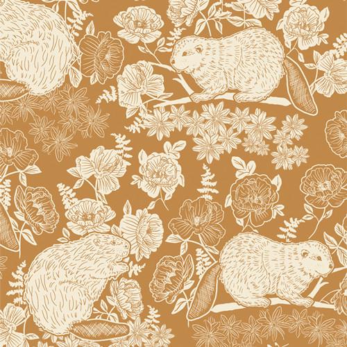 Beaver and Bloom Bramble - Wild Forgotten - Bonnie Christine