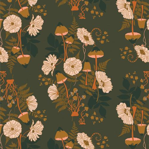 Fern and Fungus Acorn - Wild Forgotten - Bonnie Christine