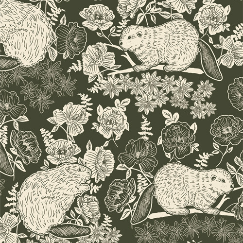 Beaver and Bloom Sycamore - Wild Forgotten - Bonnie Christine
