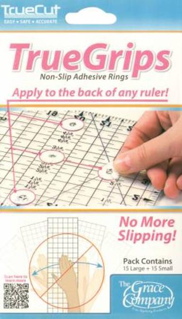TrueGrips Grippers for Ruler
