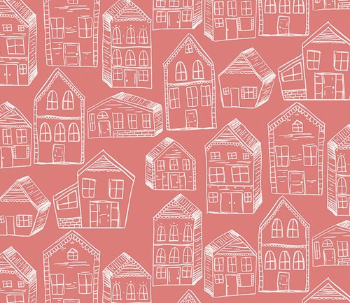Art Gallery Fabrics - The Gingerbreads in Fondant - Little Clementine - By AGF Studio