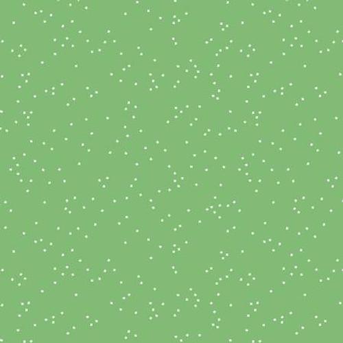 Riley Blake Fabrics - Blossom in Green Smoothie - Basics - By Chris Thompson