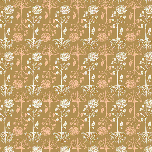 Art Gallery Fabrics - Rooted Warmth - Cultivate Collection - By Bonnie Christine